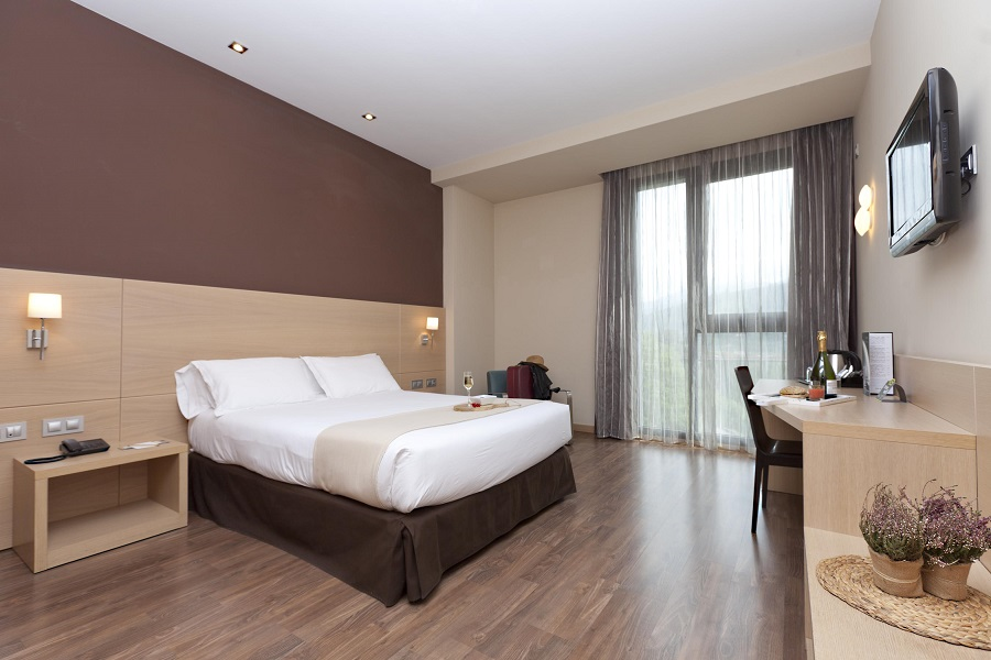 Habitacion Doble Hotel Gran Bilbao