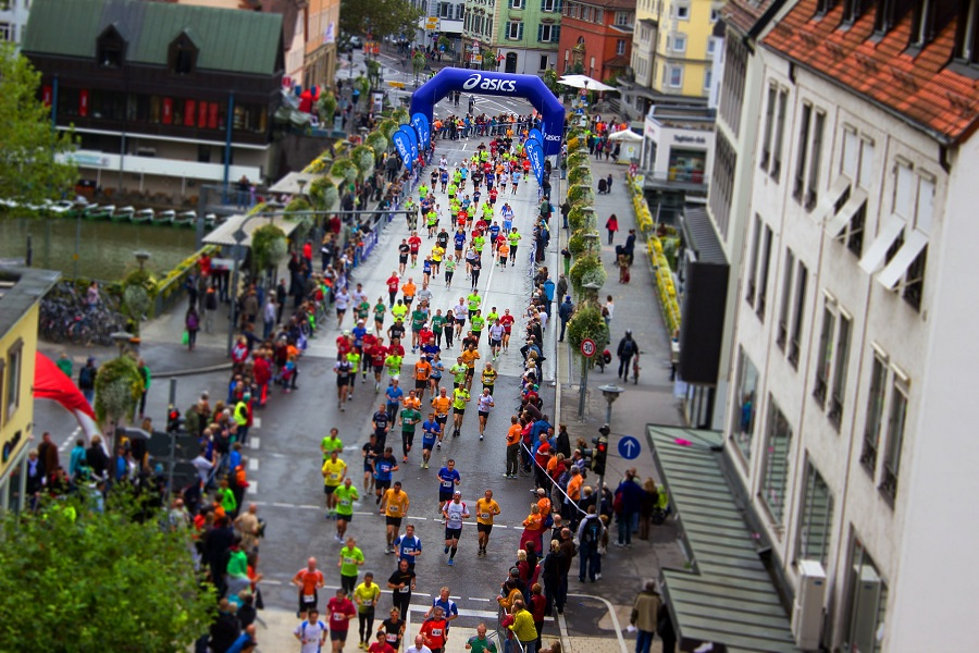 Marathon Running Bilbao Hotel Gran Bilbao